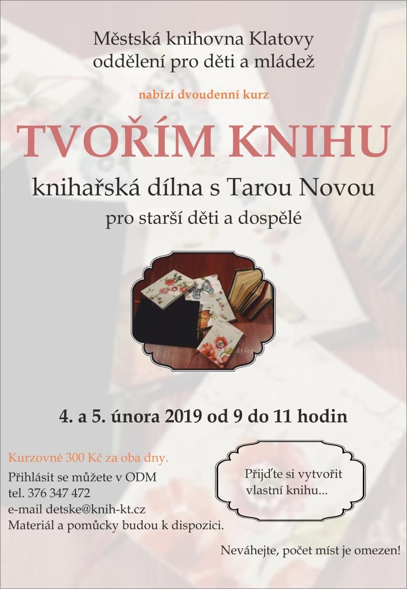 b58ccbdb909 Městská knihovna Klatovy  Minulé akce